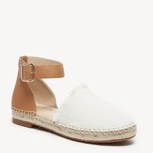 Sole Society natural 'Stacie' frayed espadrille